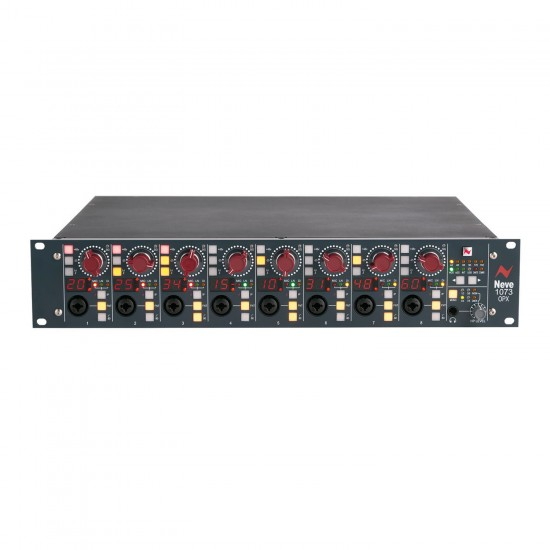 Neve 1073OPX 8-channel Microphone Preamp with Remote Control