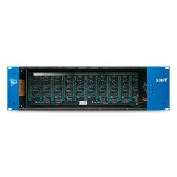 API 500V 10-slot 500 Series Lunchbox