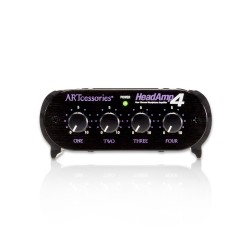 ART HeadAmp 4 4-channel Headphone Amplifier
