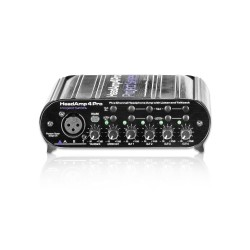 ART HeadAmp4Pro 5-channel Desktop Headphone Amplifier