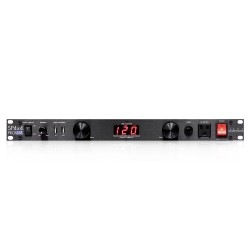 ART SP 4x4 PRO USB LED Metered Rackmount Power Distribution System