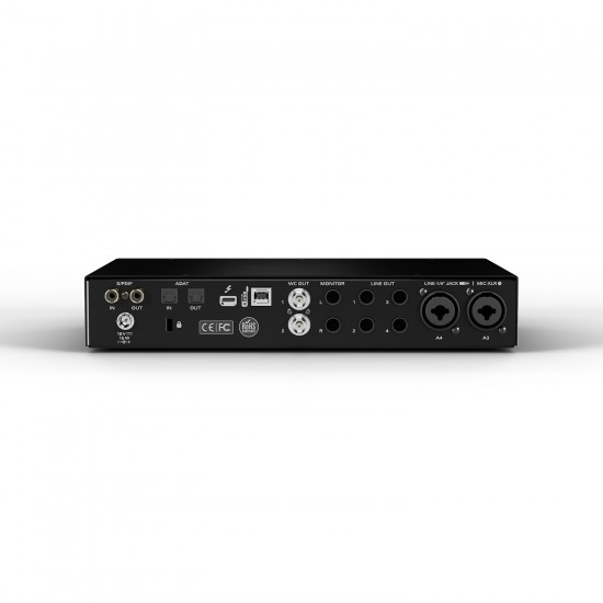 Antelope Audio Discrete 4 Synergy Core USB/Thunderbolt Audio Interface