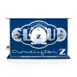 Cloud Microphones CL-Z Cloudlifter 1-channel Mic Activator with Variable Impedance