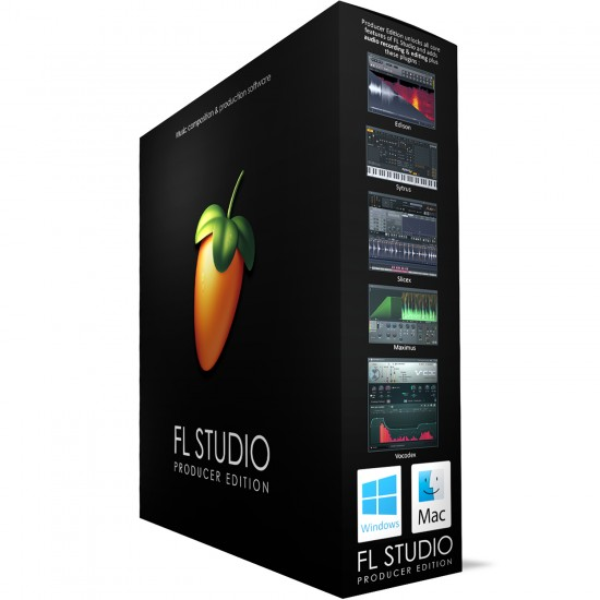 Image Line FL Studio 20 Producer Edition (E-License)