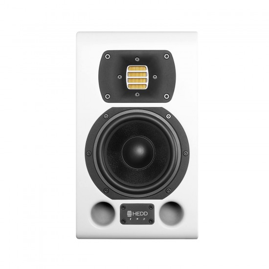 HEDD Type 05 MK2 2-Way-Studio Monitor with 5 inch Woofer and High-Resolution HEDD AMT Tweeter - White