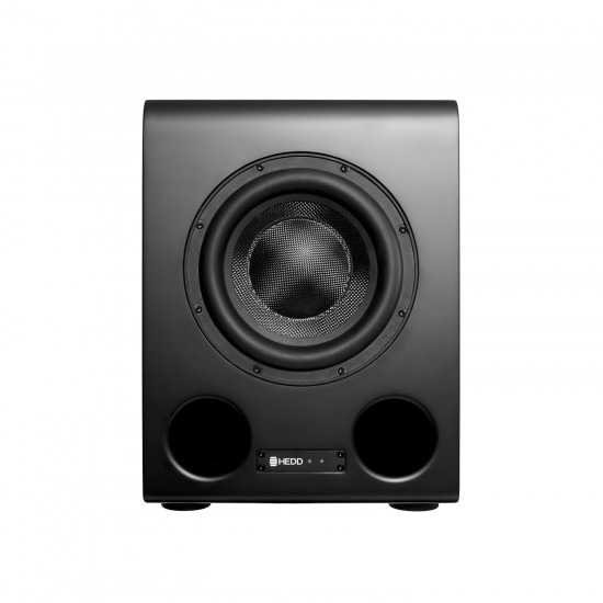 HEDD Audio Base 08 300-watt 8 inch Subwoofer with DSP