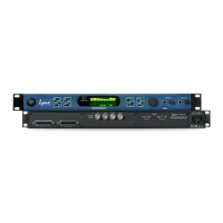 Lynx Aurora (n) 8-HD2 8-channel AD/DA Converter with HDX Interface