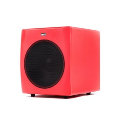 Monkey Banana Gibbon 10 10 inch Powered Studio Subwoofer - Red