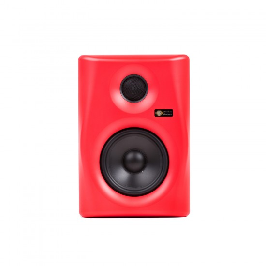 Monkey Banana 5 5 inch Powered Studio Monitor - Red