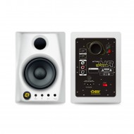 Monkey Banana Gibbon AIR 4 inch Powered Studio Monitors with Bluetooth - White