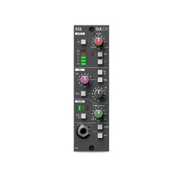 Solid State Logic SiX Channel 500 Series Channel Strip