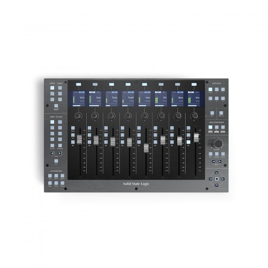 Solid State Logic UF8 Advanced DAW Controller