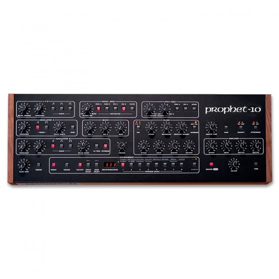 Sequential Prophet-10 Module 10-voice Polyphonic Analog Synthesizer