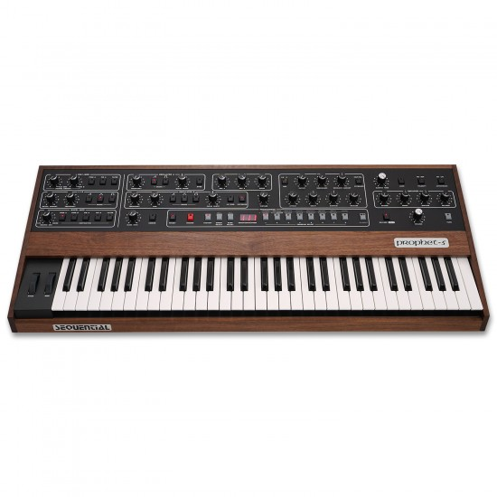 Sequential Prophet-5 61-key Analog Synthesizer