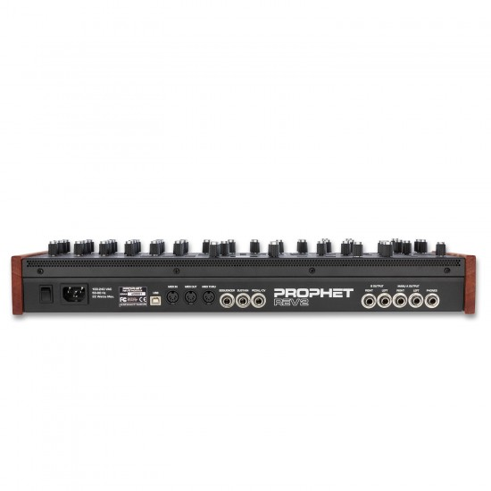 Sequential Prophet Rev2 16-voice Polyphonic Analog Synthesizer Module