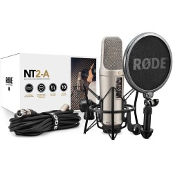 Rode NT2-A Large-diaphragm Condenser Microphone